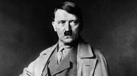 Als Politiker baute Hitler bewusst das Image des Frontsoldaten auf.