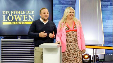 Die Höhle der Löwen: Die Ankerkraut-Gründer Anne und Stefan Lemke
