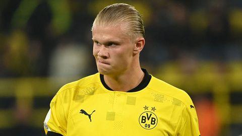 Erling Haaland Dortmund 2021-22