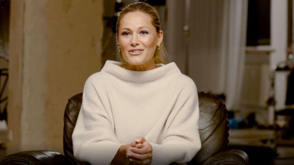 Sängerin Helene Fischer teilt erstes Video nach Baby-News.