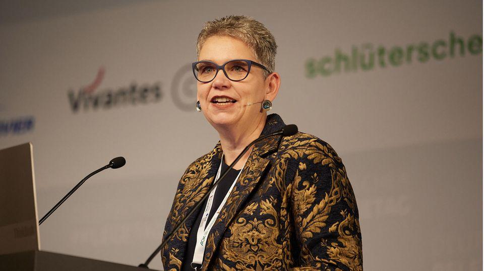 Christine Vogler, Präsidentin des Deutschen Pflegerats