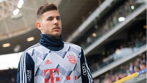Bayern-Verteidiger Lucas Hernandez