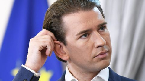 Ex-Bundeskanzler Sebastian Kurz