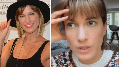 Ex-GZSZ-Star berichtet in Video von ihrer Angst: Isabell Horn lässt Knoten in der Brust untersuchen