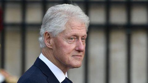 Der ehemalige US-Präsident Bill Clinton im September 2019