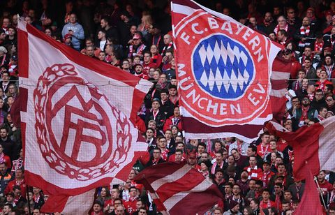 GER ONLY FC BAYERN FANS