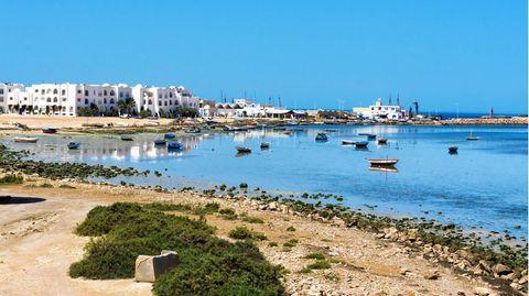 Strand auf Djerba