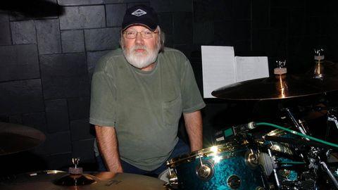 Schlagzeuger Ron Tutt.