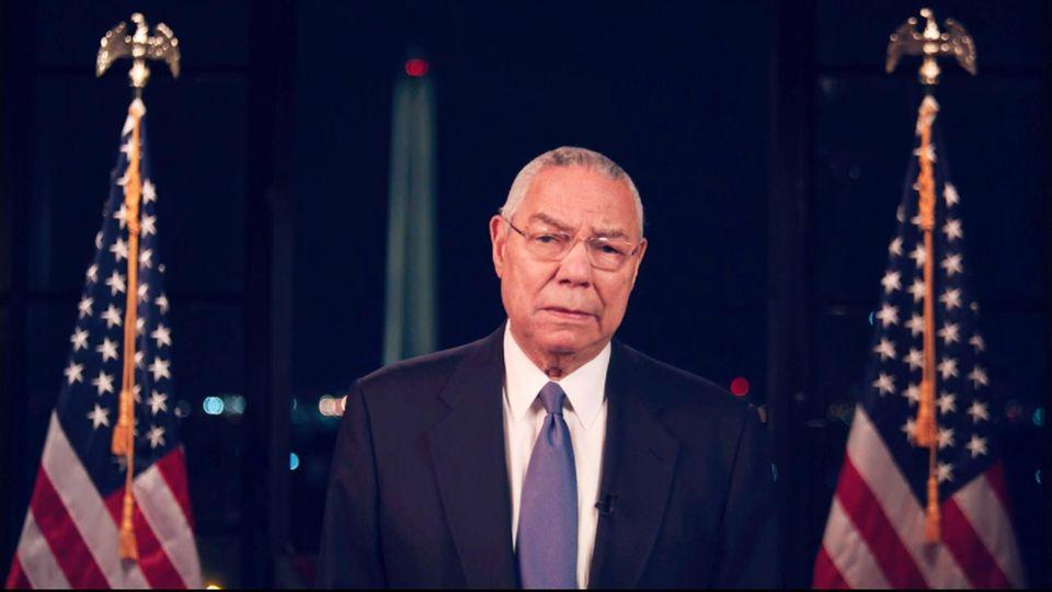 Der frühere US-Außenminister Colin Powell