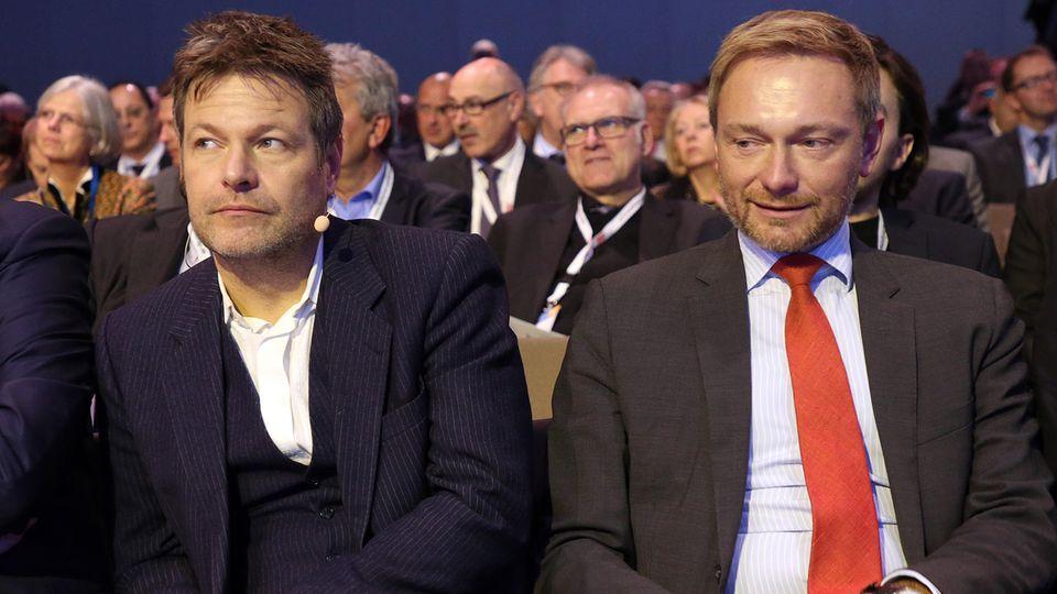 Lindner gegen Habeck