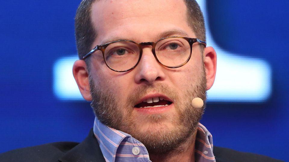 """Julian Reichelt (Archivbild vom Januar 2020) ist nicht länger Chefredakteur der """"Bild"""""""