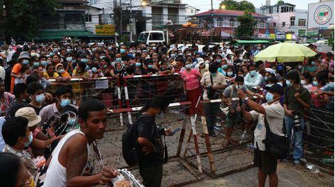 Gefängnis Insein