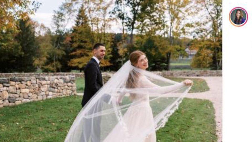 Jennifer Gates und Nayel Nassar haben geheiratet