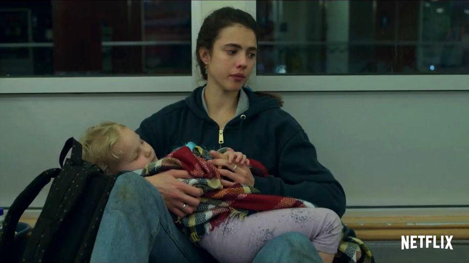 """Netflix-Serie """"Maid"""": Eine junge Mutter im Überlebenskampf gegen Armut"""