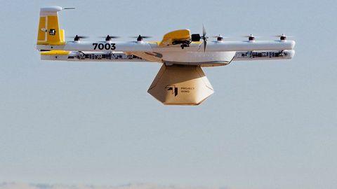 """Australien: Erster """"Drohnen-Flughafen"""" auf Supermarkt errichtet"""