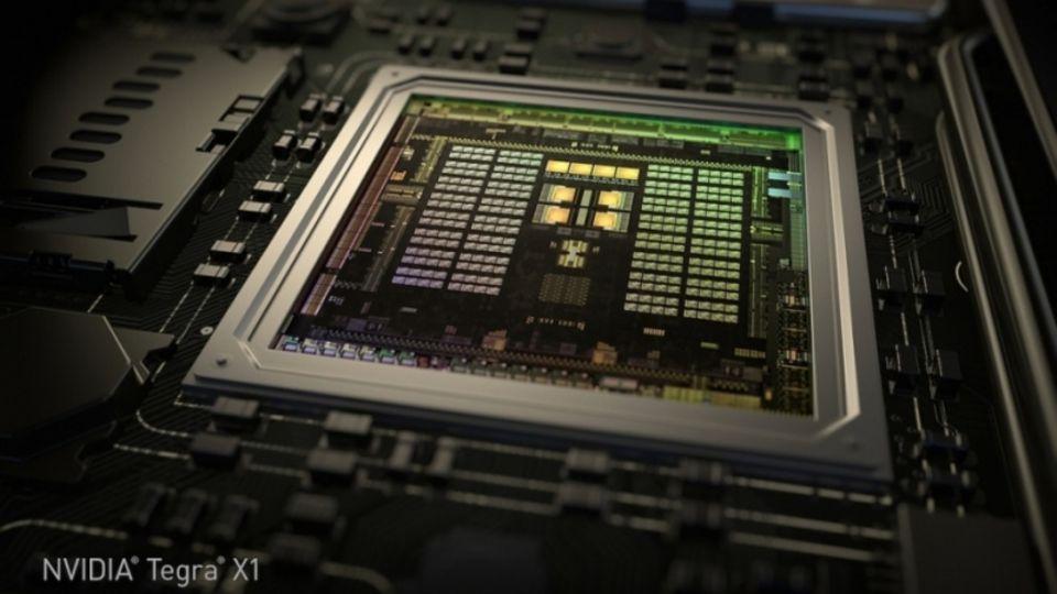 Nvidia Tegra X1 Chip