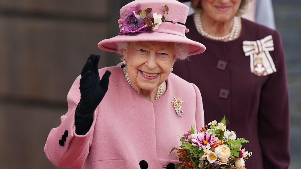 """Vip News: Queen Elizabeth II. lehnt Auszeichnung als""""Oldie of the Year"""" ab"""