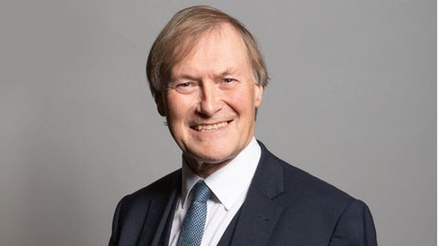 Tory-Abgeordnete David Amess