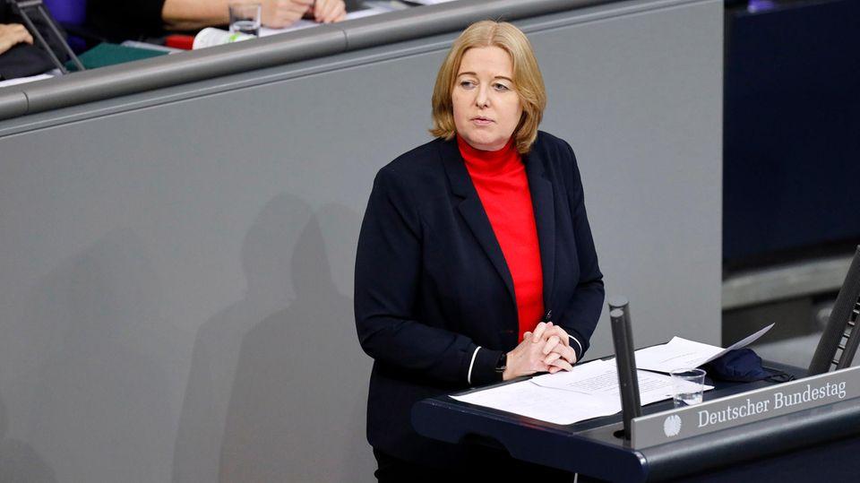 Die SPD-Politikerin Bärbel Bas