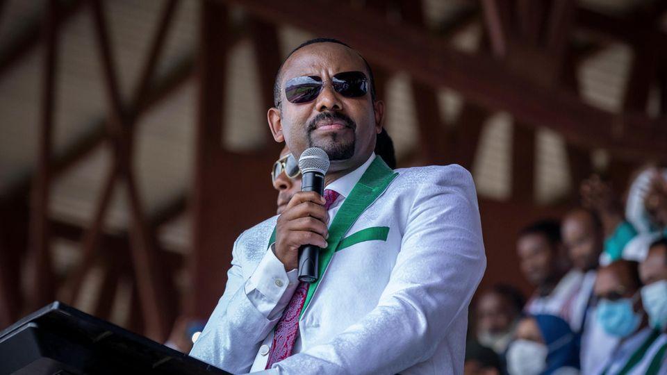 Äthiopiens Ministerpräsident Abiy Ahmed