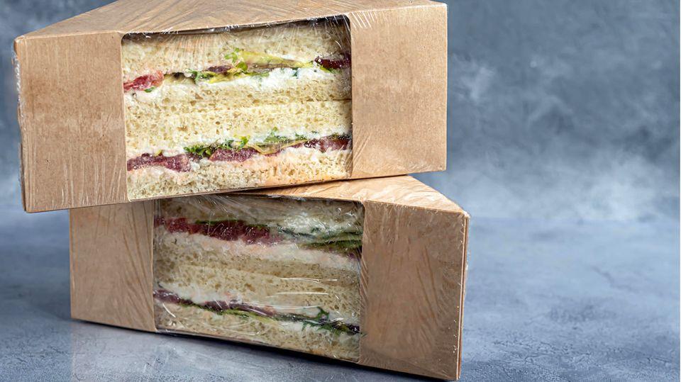 Dank cleverer Tricks der Lebensmittelindustrie ist so ein Sandwich wochenlang haltbar