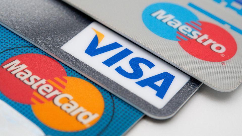 Mastercard stoppt seine Maestro-Funktion -das Pendant von Visa heißt V-Pay