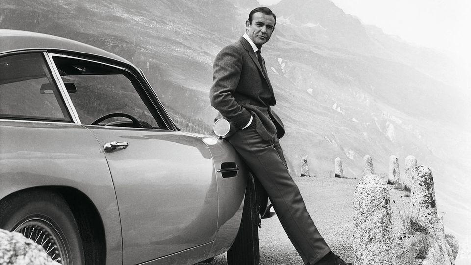 James Bond Bildband