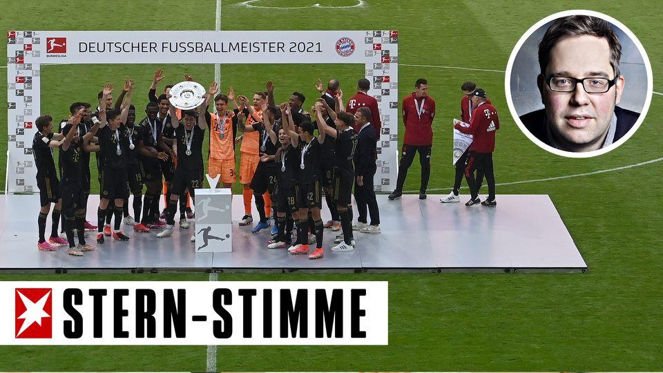 Meisterfeier Bayern München