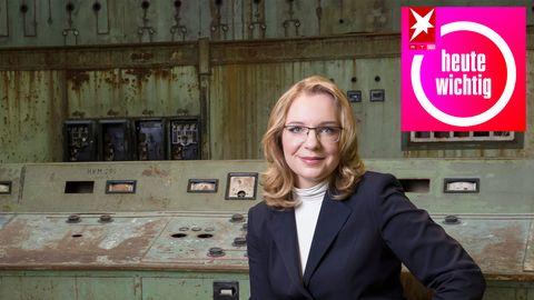 Claudia Kemfert istProfessorin fürEnergiewirtschaft und -politik am Deutschen Institut für Wirtschaftsforschung in Berlin