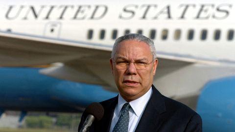 Colin Powell an Corona-Komplikationen gestorben