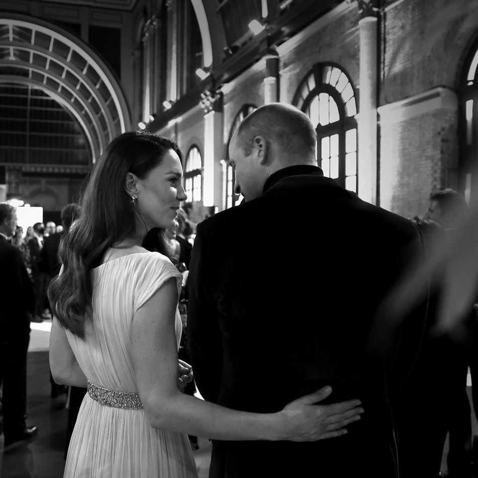 Vip-News: Kate und William posten Foto im Meghan-Harry-Stil