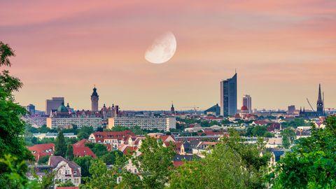 Leipzig schneidet in der Befragung noch ganz gut ab - insgesamt hat Sachsen ein schlechtes Image