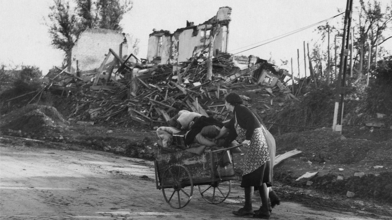 Frau in Aachen rettet sich und ihr Hab und Gut
