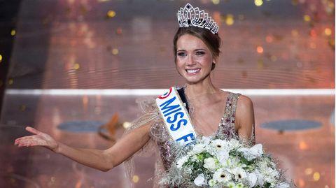 Amandine Petit ist Miss France 2021.