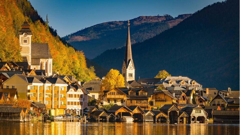 Hallstatt in Oberösterreich