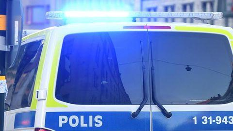Die Stockholmer Polizei im Einsatz (Archivbild)