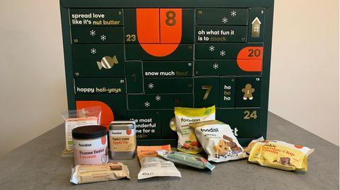 Foodist Adventskalender mit Whisky Sorten