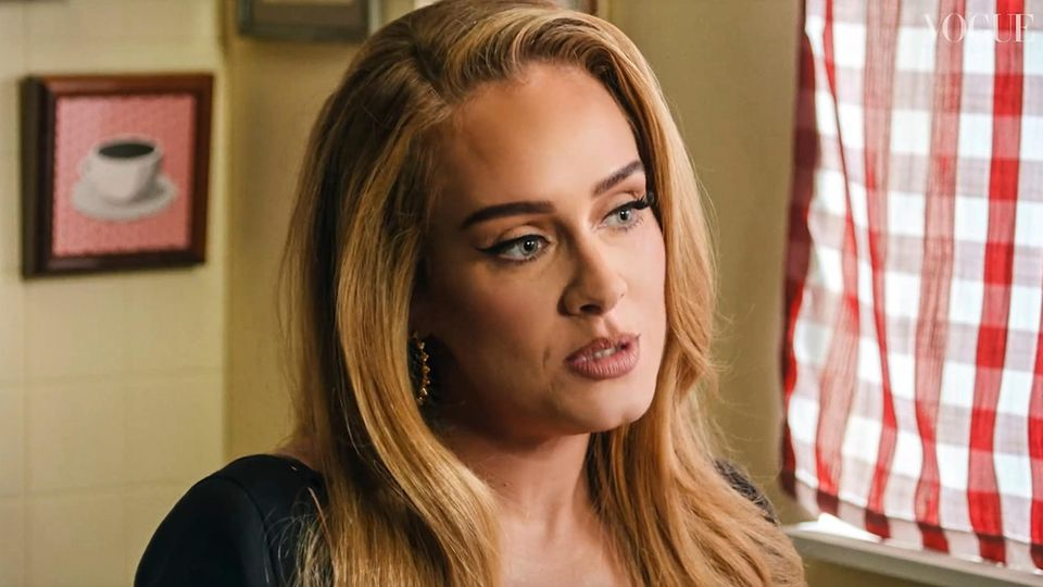 Sängerin Adele