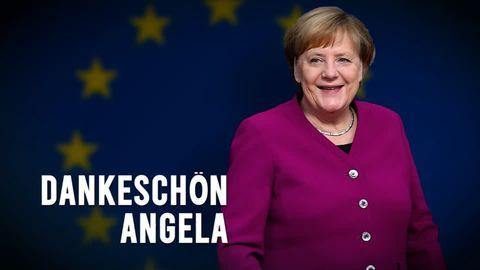 Verkaufsschlager: Angela Merkel raucht: Kanzlerin als Räucherfigur