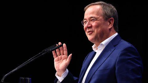 Kommenden Dienstag wird Armin Laschet voraussichtlich nicht mehr NRW-Ministerpräsident sein.