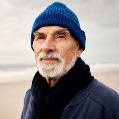 Nobelpreisträger Klaus Hasselmann, 89, hat entschlüsselt, wie Klima und Wetter zusammenhängen. Er lebt in Hamburg und auf Sylt. Dort ist er nah dran an Wind und Wolken