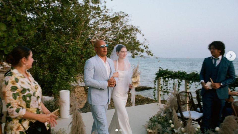 Vip News: Tochter von Paul Walker hat geheiratet – Vin Diesel führte sie zum Altar