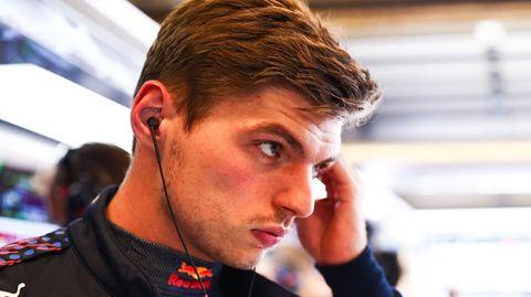 Red-Bull-Pilot Max Verstappen steht in Austin unter Druck