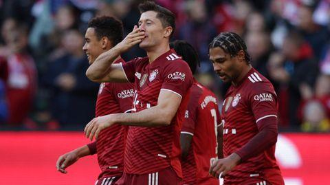 Unaufhaltsam: Robert Lewandowski und der FC Bayern