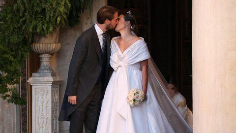 Hochzeit Prinz Philippos und Nina Flohr