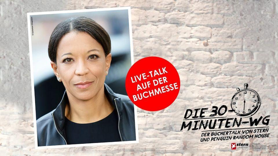Janina Kugel im Gespräch mit Simone Menne auf der Buchmesse