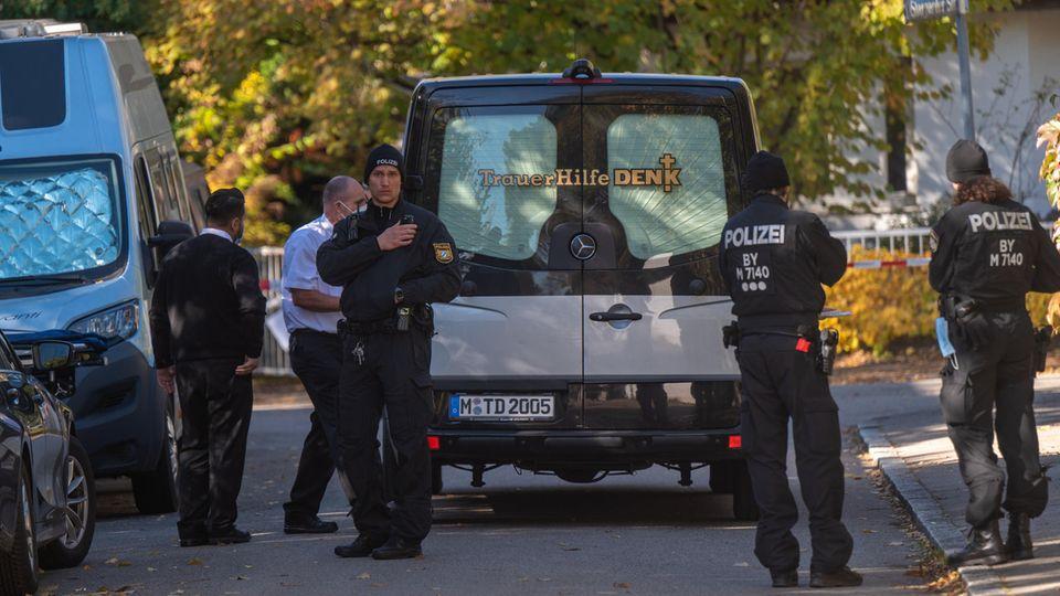 Ein 14-jähriges Mädchen wurde in München tot aufgefunden. Es läuft ein Großeinsatz der Polizei