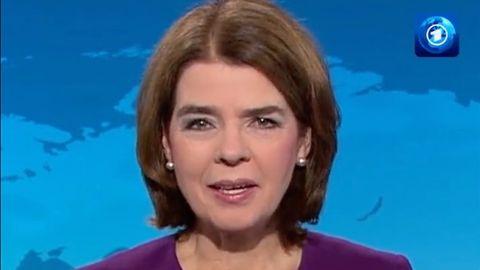 Susanne Daubner Tagesschau