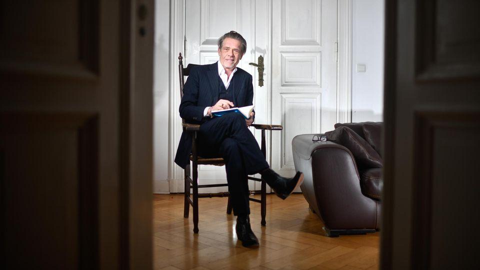 Früher Chefredakteur, heute Autor, Moderator – und reumütig: Hajo Schumacher möchte Abbitte leisten