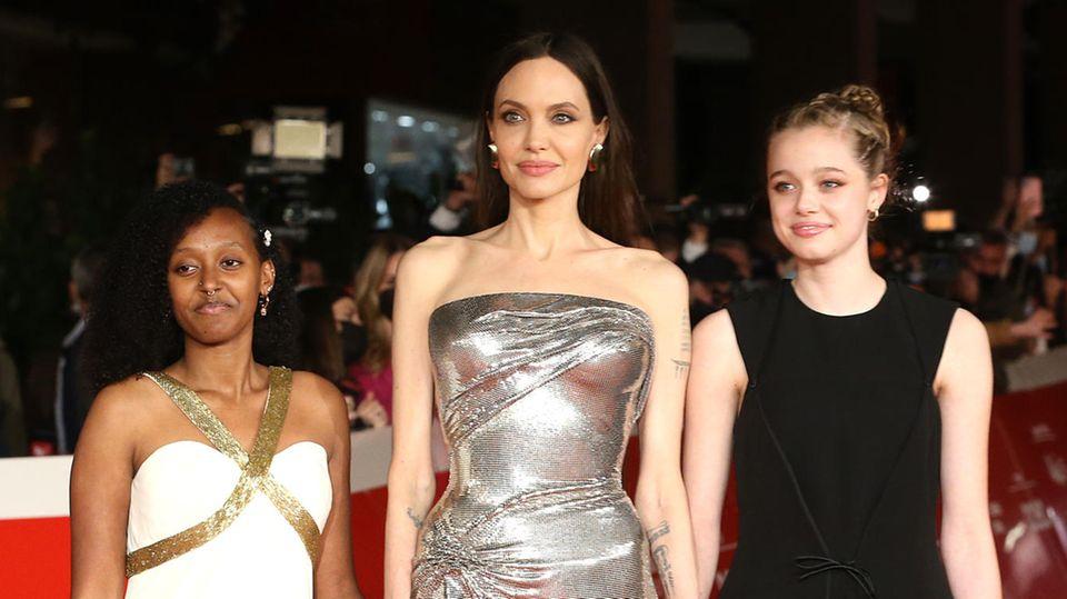 Angelina Jolie und Shiloh Jolie-Pitt: Auftritt sorgt für Aufsehen